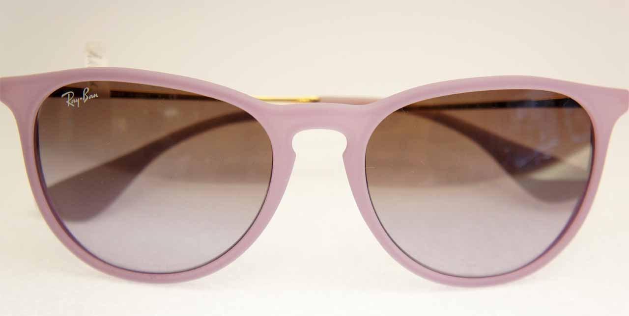 Ray ban erika occhiali extralarge ray ban donna molto glamour - Occhiali specchiati ray ban ...