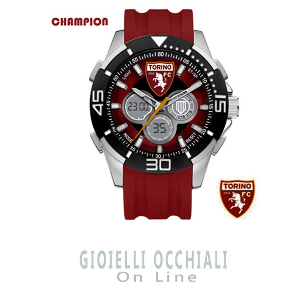 Champion watch Turin Football Club