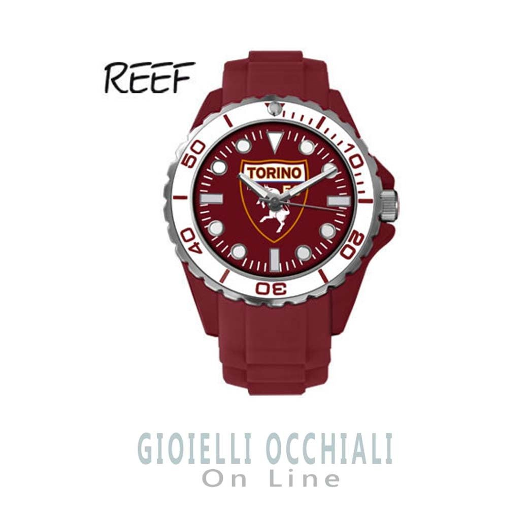 Reef Turin football watches for men, official Turin FC watches