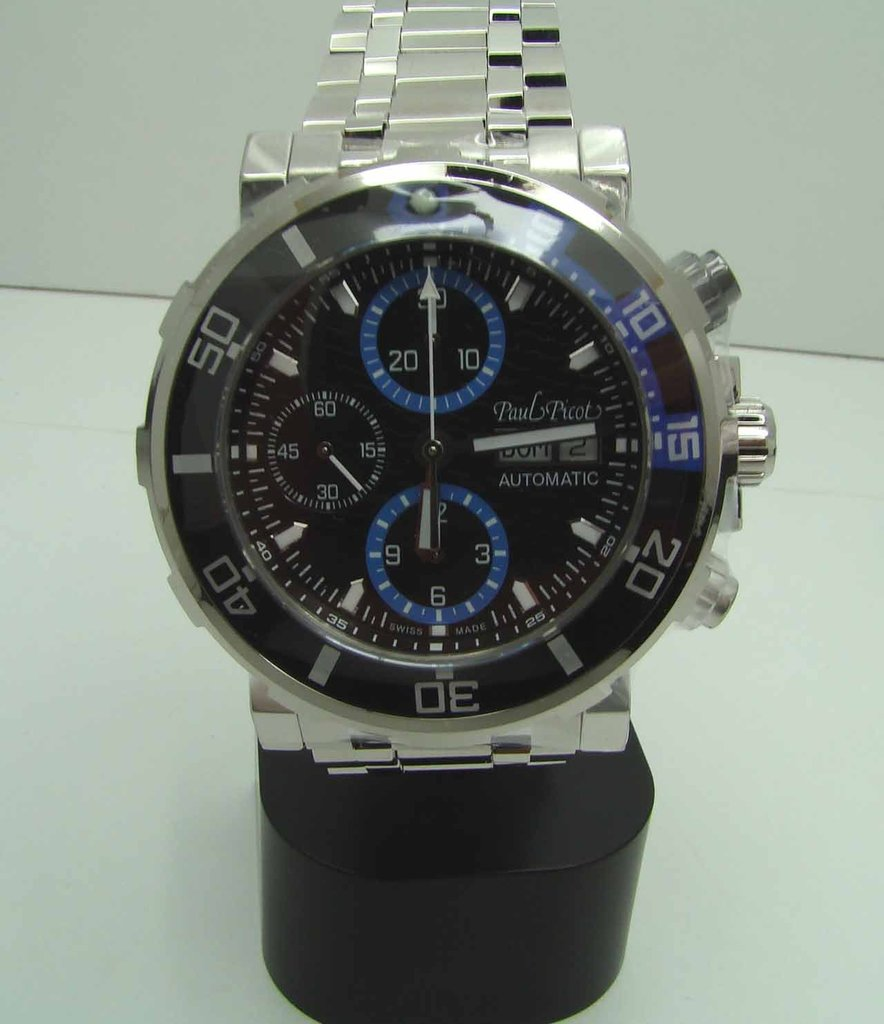 Yachtman 3, Chrono