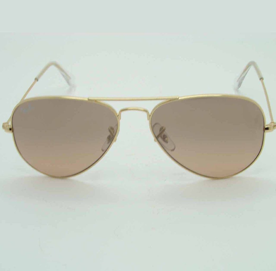 Ray Ban RB3025 Aviator Large Metal
