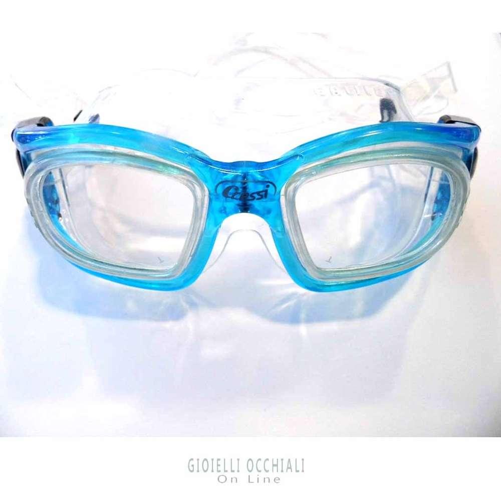 bd8ea9a1bfa7 Cressi Galileo Maschera sub mare/piscina. Cressi occhiali nuoto