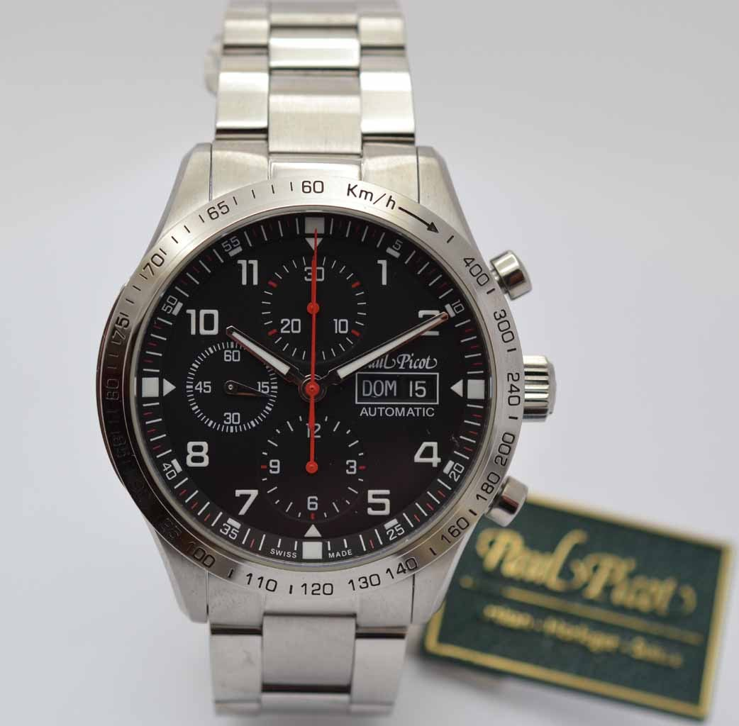 Paul Picot Gentleman 42 Automatic