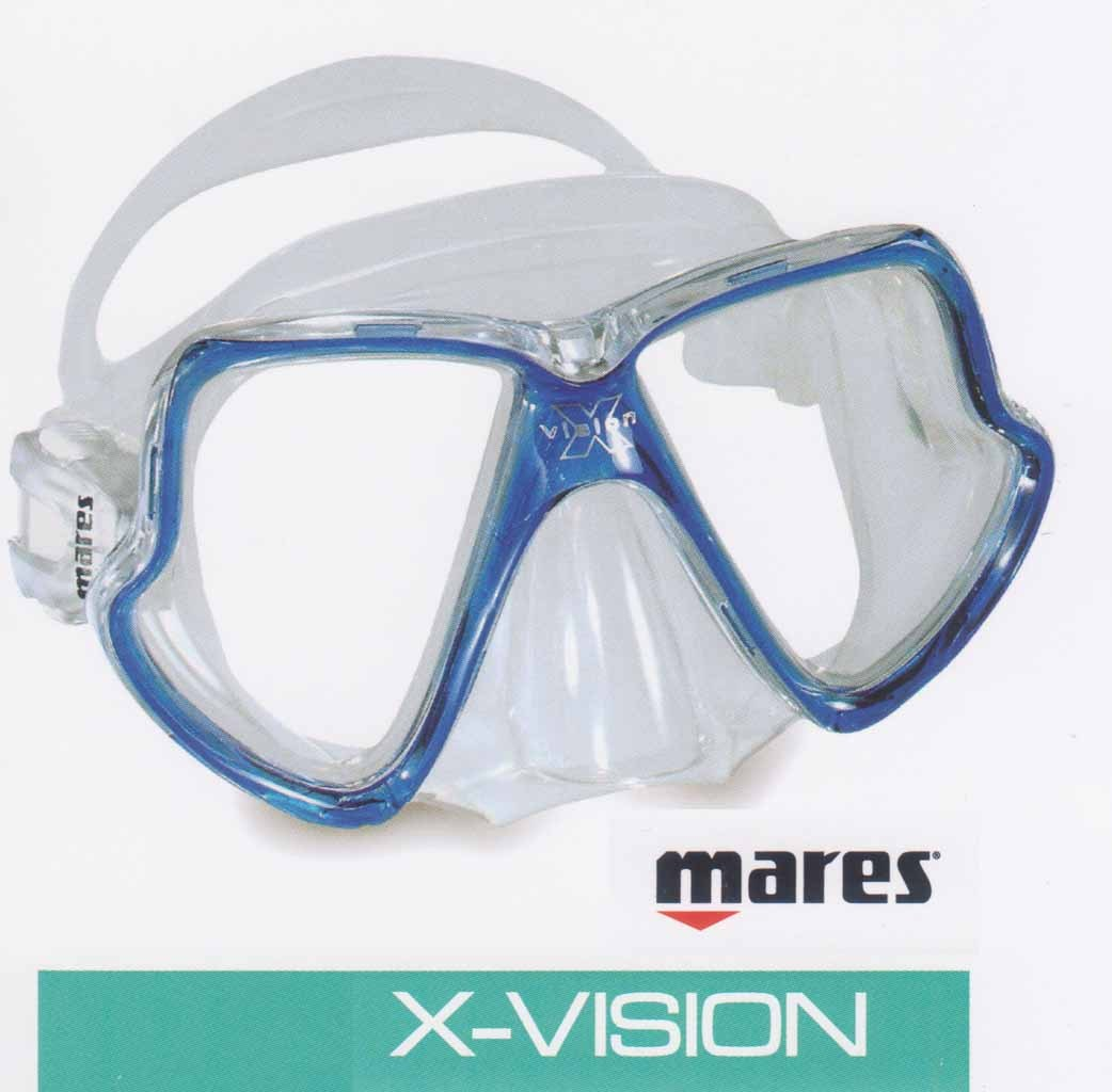 mares x vision mares x vision maschere sub maschere subacquee