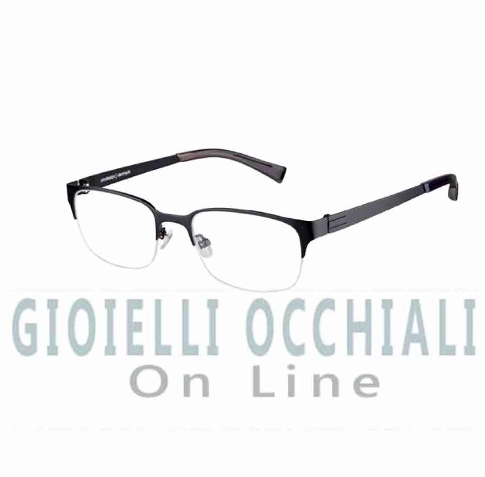 Prodesign 1249 prodesign denmark eyeglasses frames danish design