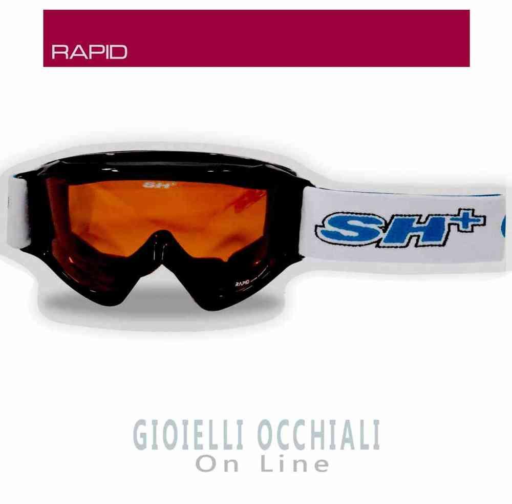 c2ce0bddb9 SH+ RAPID Kids Ski Goggles