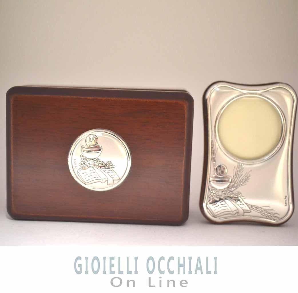 Cornici in argento, portafoto in cristallo A Torino e shop online