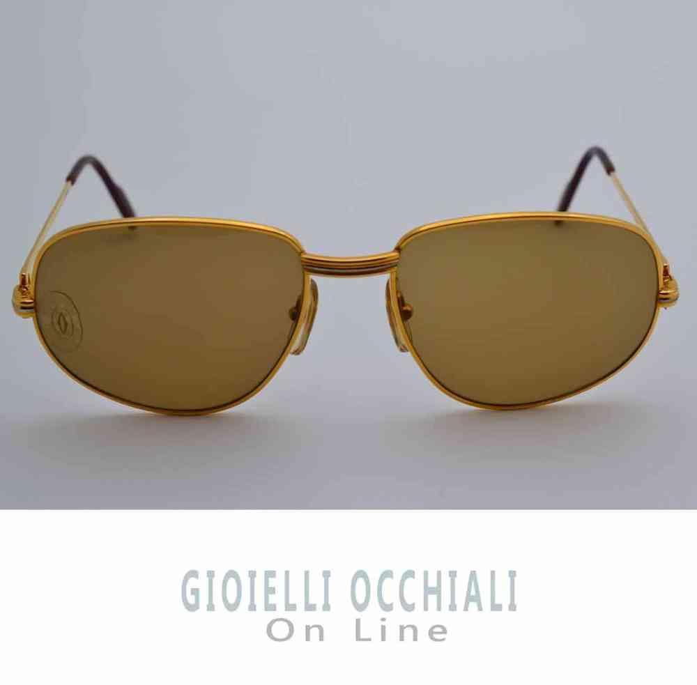525f1a0f9e Cartier Louis Romance original vintage sunglasses buy shop online