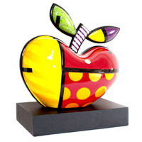 Big Apple Romero Britto