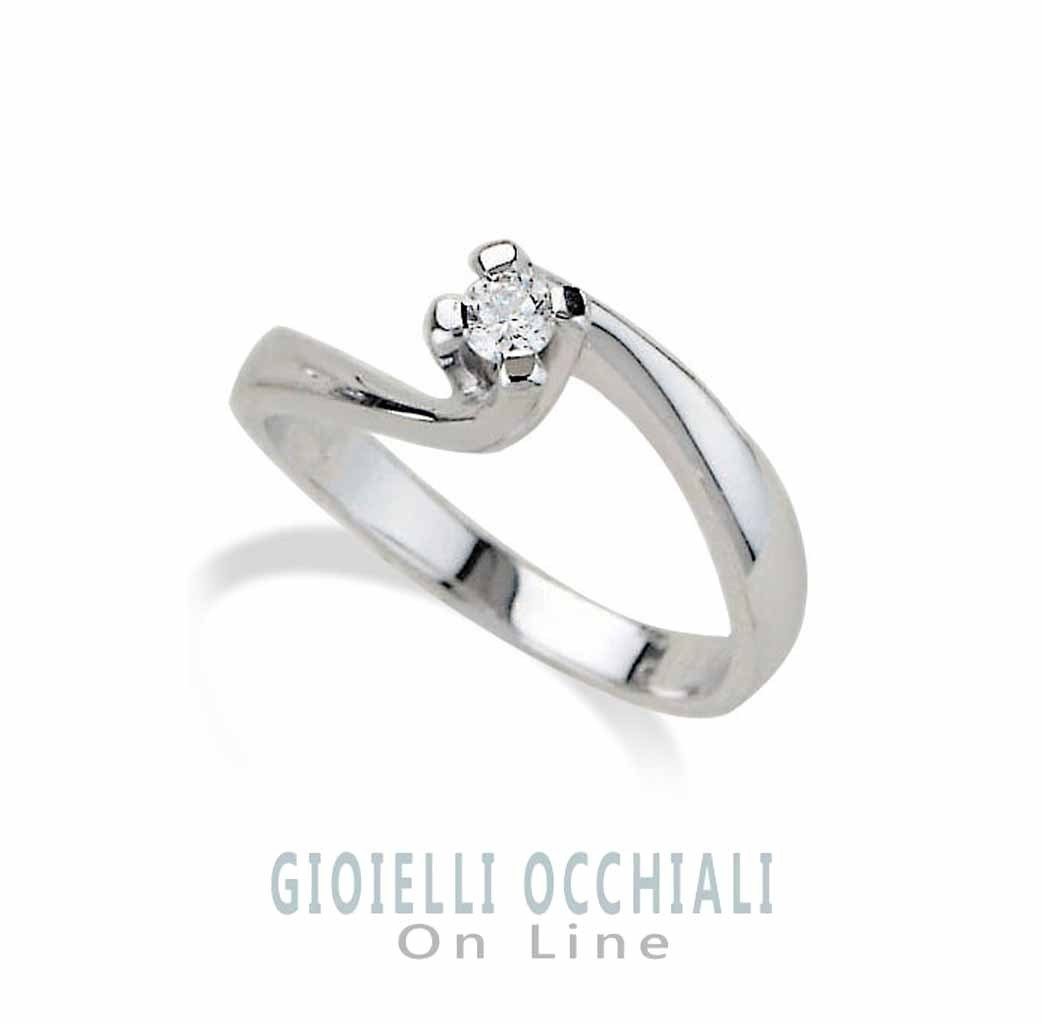 Solitaire Promise Ring