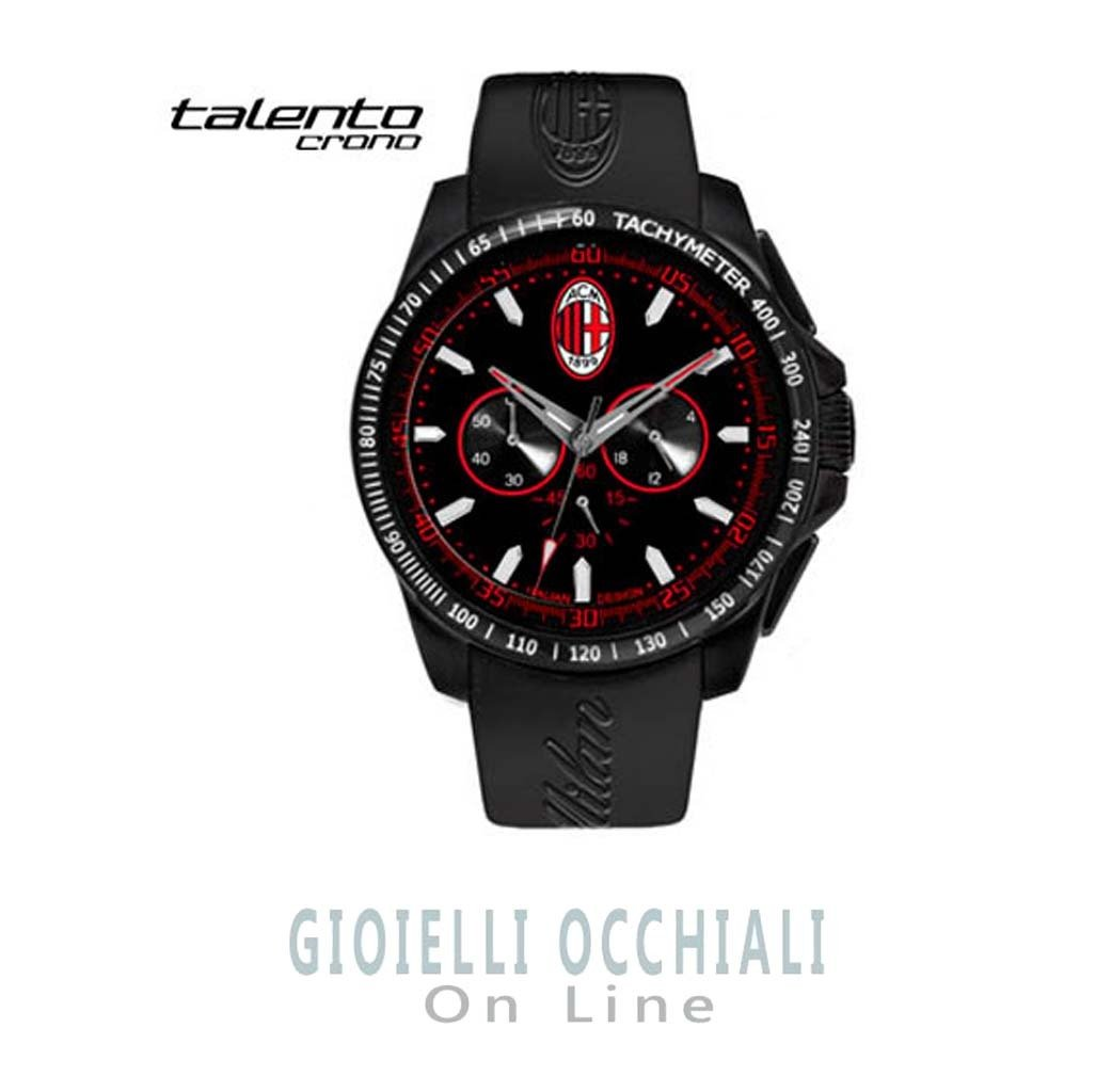 AC Milan watches chrono Talento M3394UNR