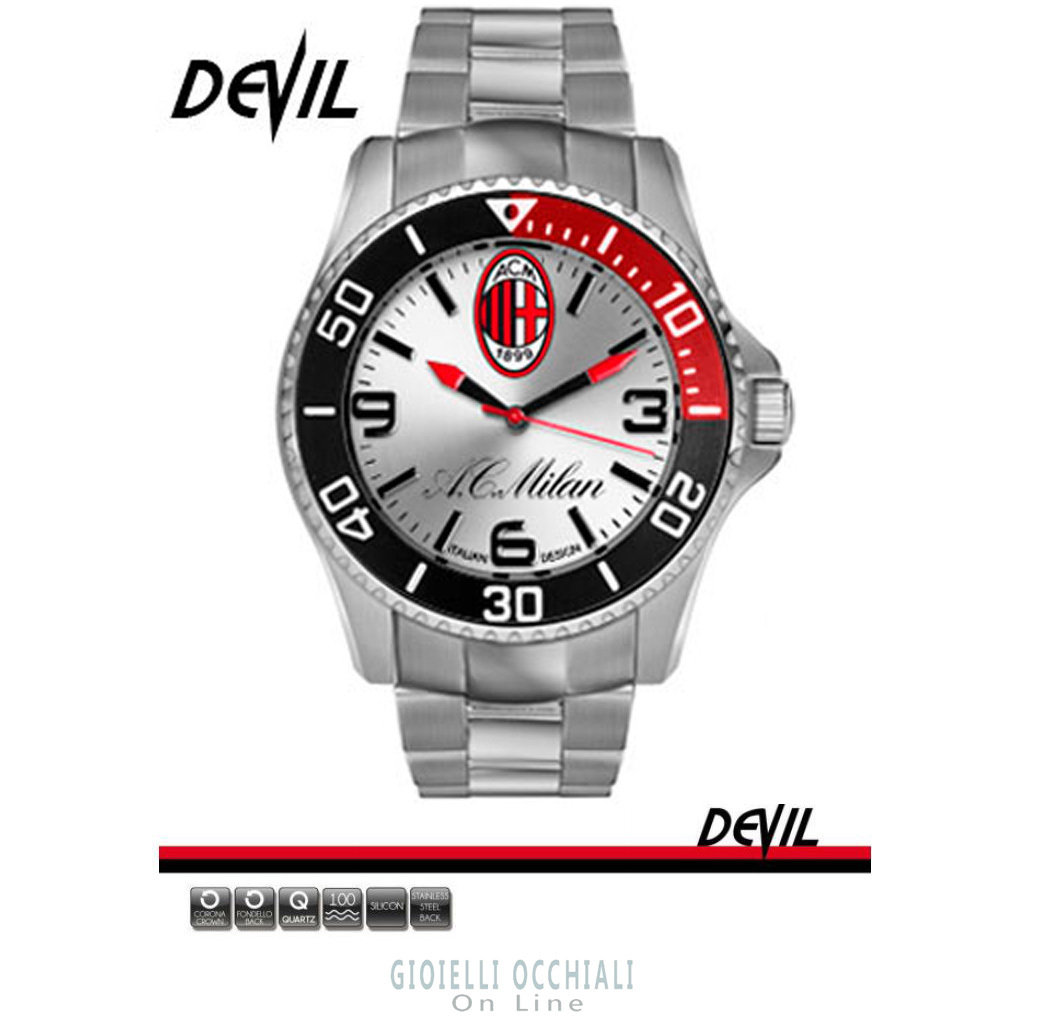 Devil Milan mens watches M7393US1