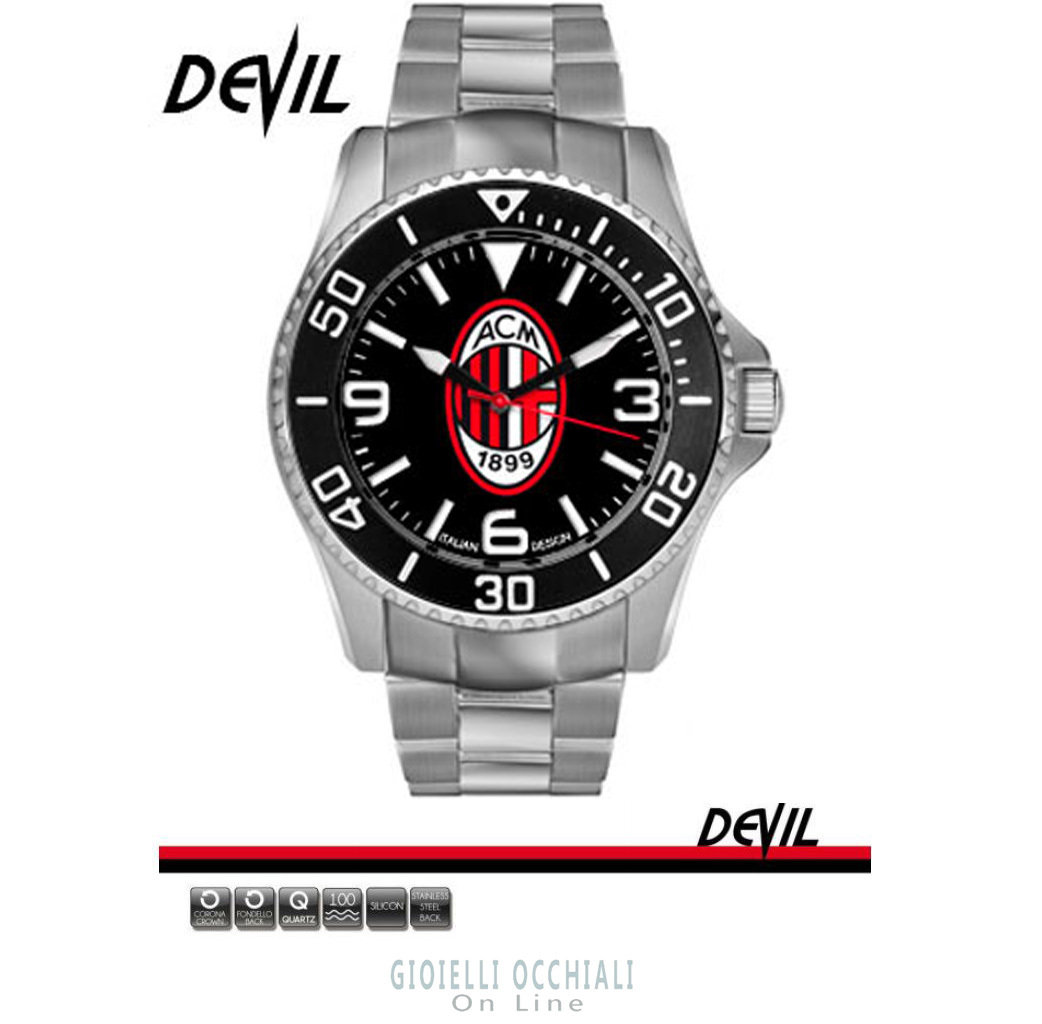 Devil Milan mens watches M7393UN4