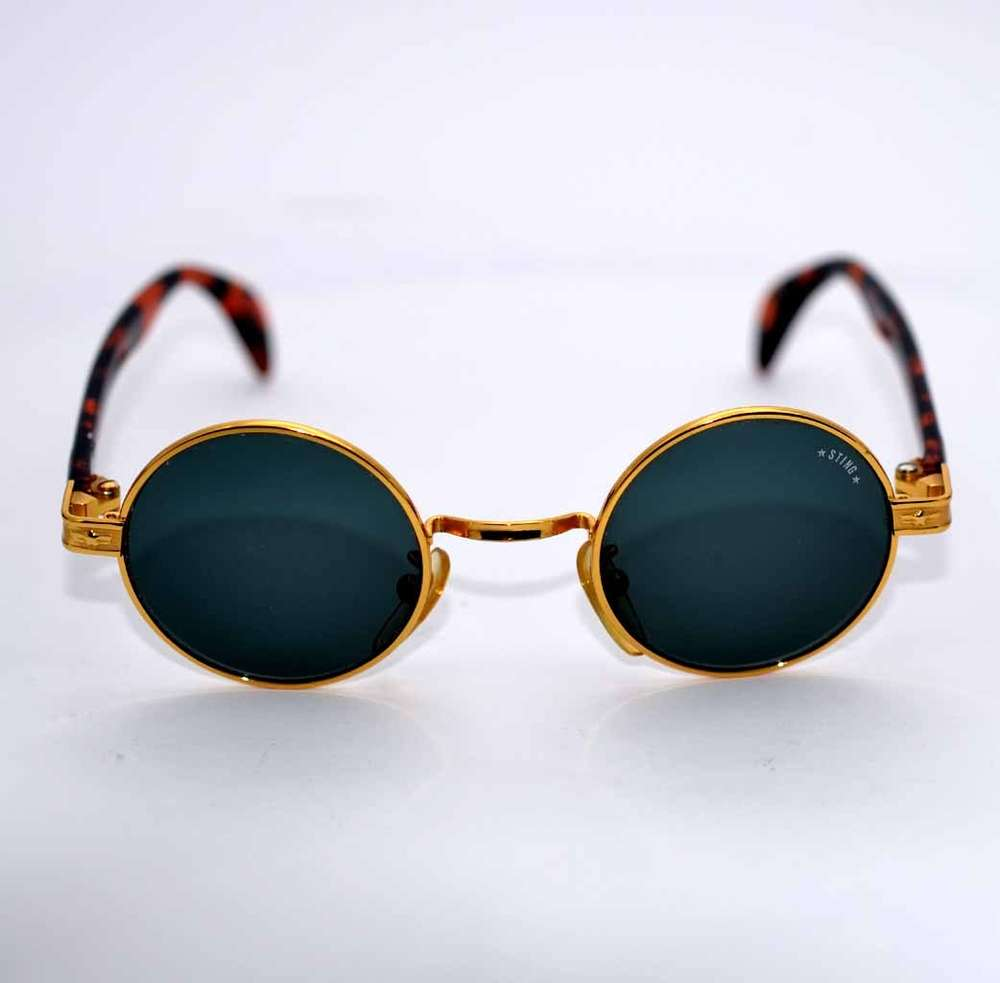 f51733d8a Sting vintage sunglasses round Sting sunglasses vintage shop