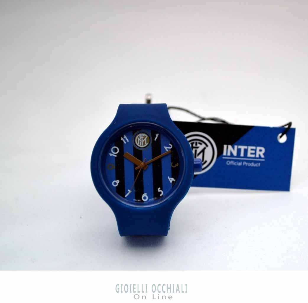 One orologio Inter 38 mm, unisex
