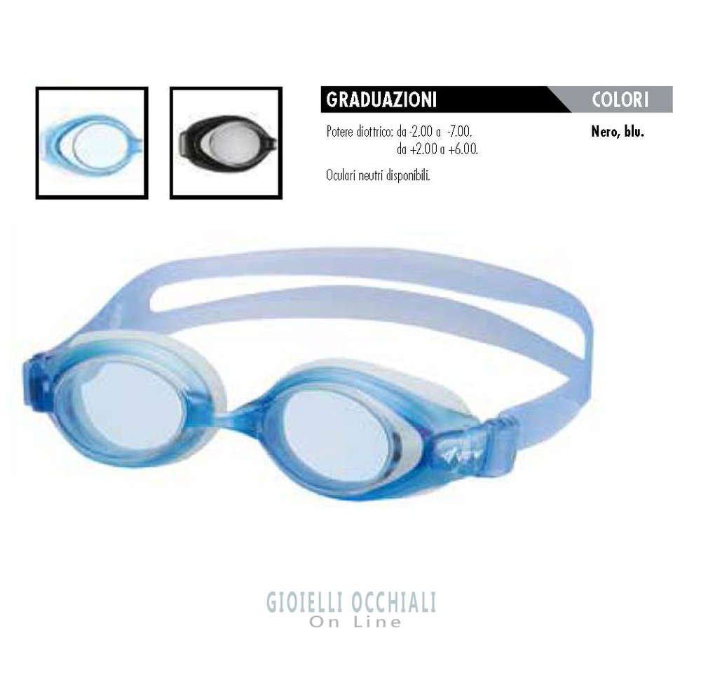 4d4e1c75d86 V750 Junior prescription lens swimming goggles Tabata swim goggle