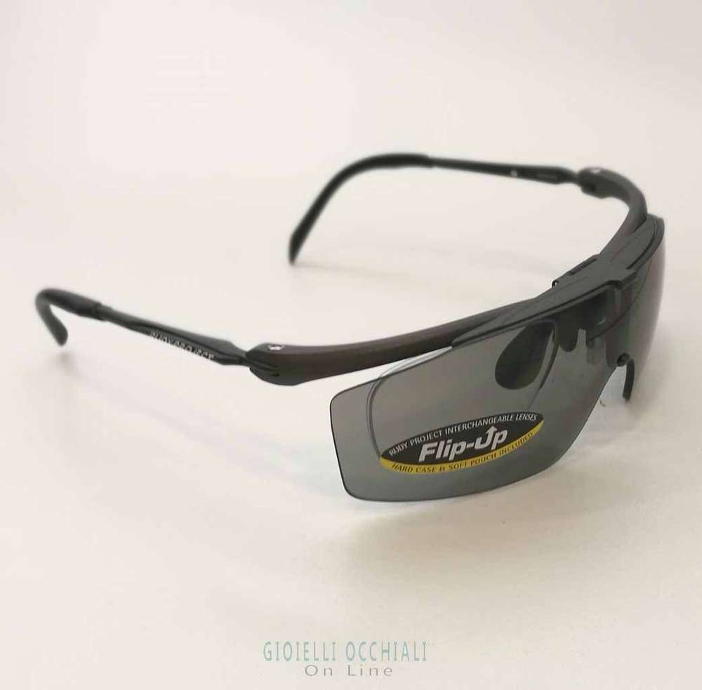 8ccf0b7836e3 Rudy Project Maya flip up prescription cycling sunglasses