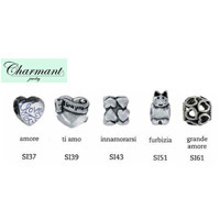 Charmant Jewelry 1 beads argento
