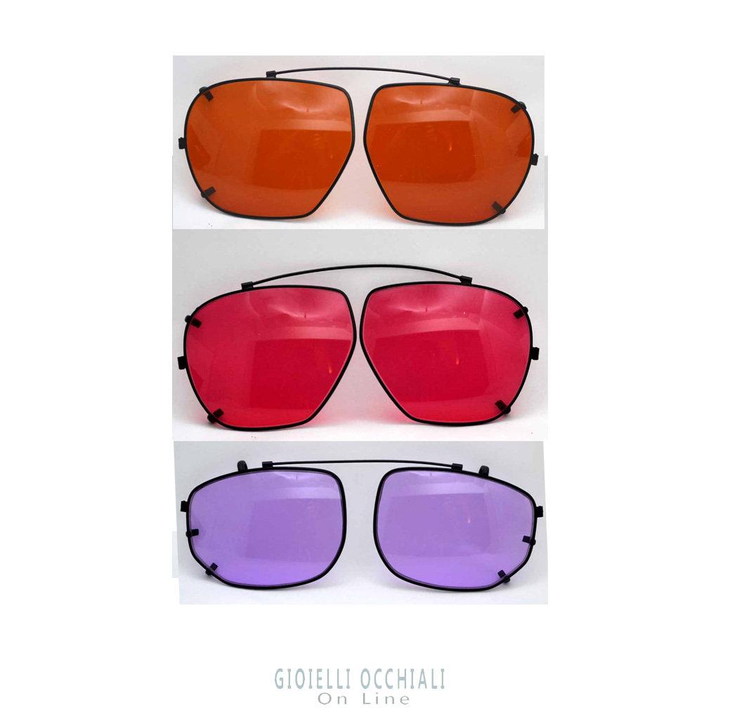 fed1850333 Clip on Pretolani sunglasses · Clip on Pretolani sunglasses