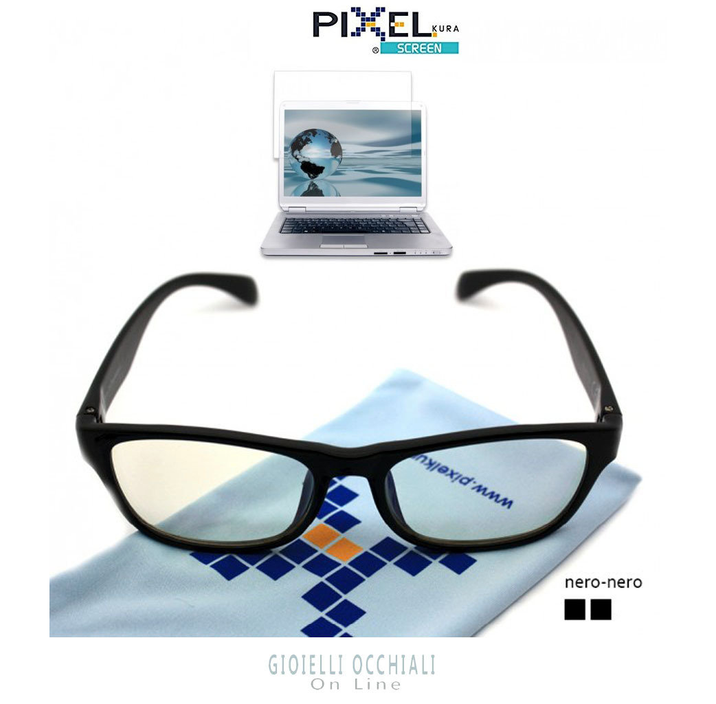 Pixel Lens 04 presbyopia blue light eyeglasses