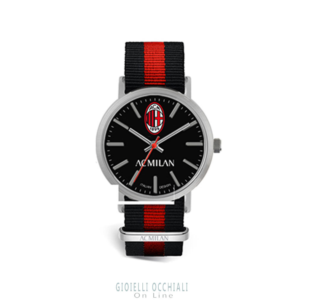 Tidy 39 mm AC Milan quartz watches MA415XN1