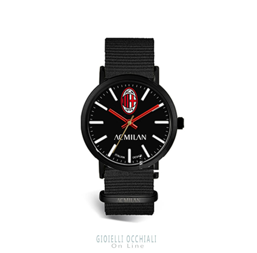 Tidy 39 mm AC Milan quartz watches MN415XN1