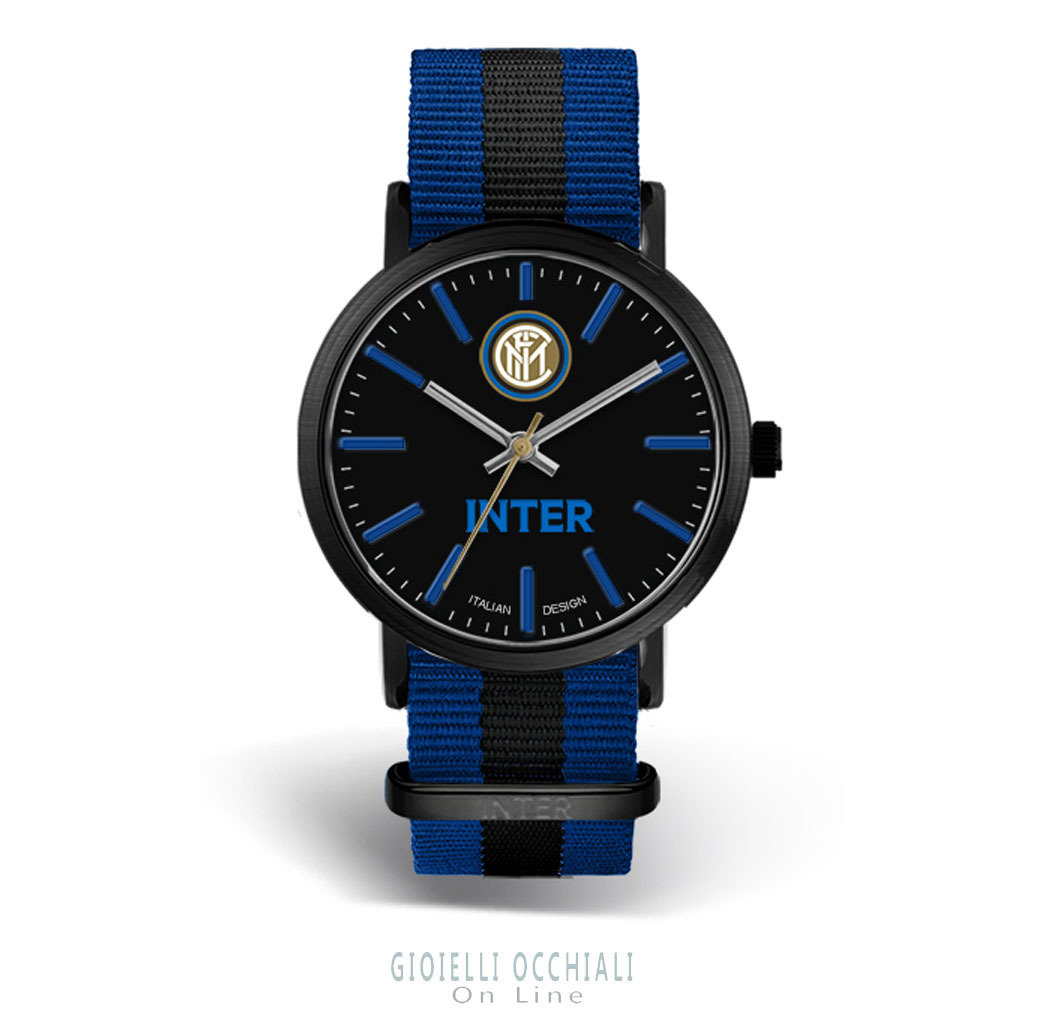 Tidy 39 mm Inter fc montres IN415XN1