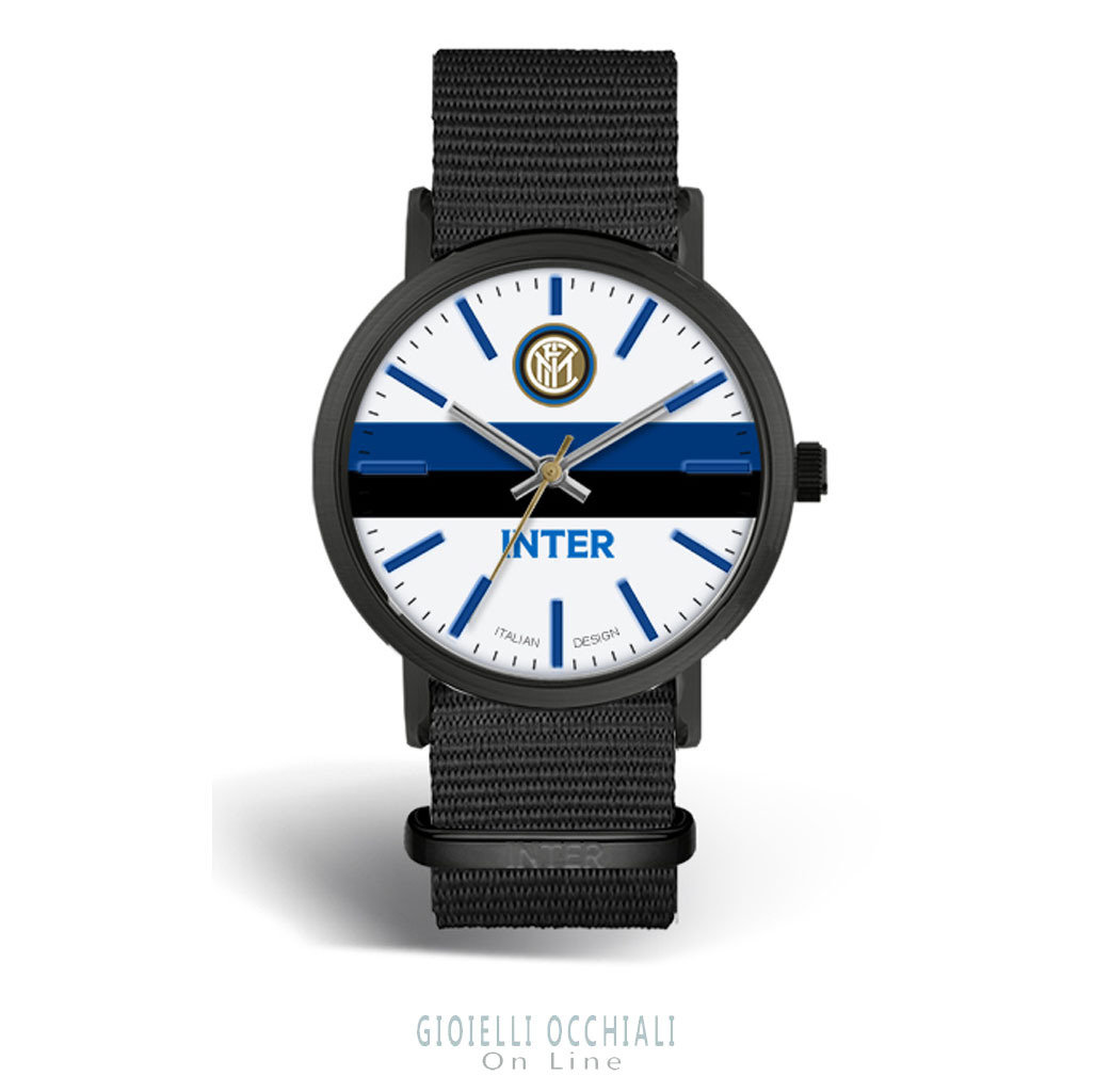 Tidy 39 mm Inter fc montres IN415XW3