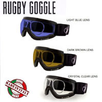 Raleri occhiali rugby per BAMBINO Crystal Clear Lens