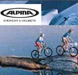 ALPINA GLASSES AND SUNGLASSES WITH SPARE LENSES