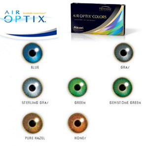 Air Optik Colors