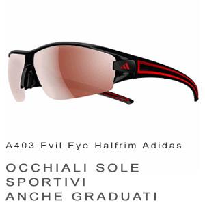 occhiali sportivi adidas