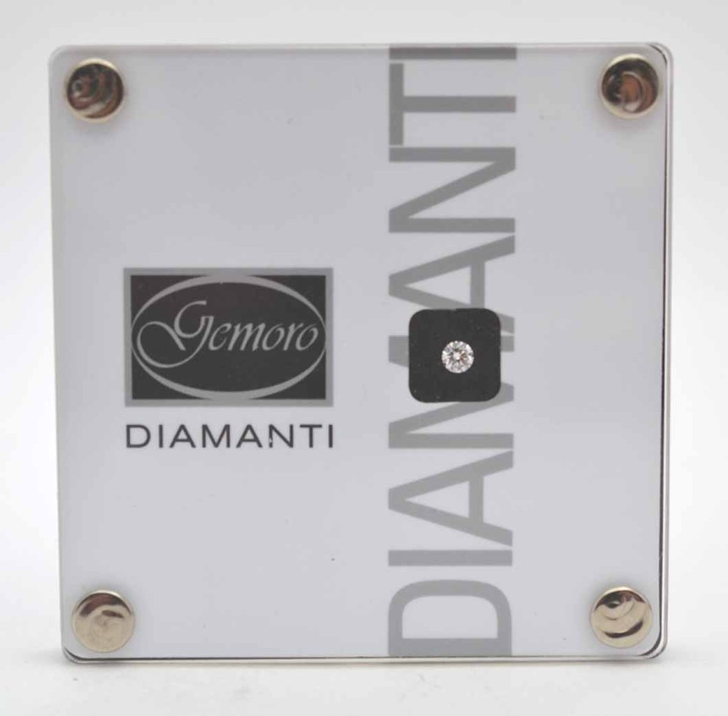 Diamante 0,09 VVS H