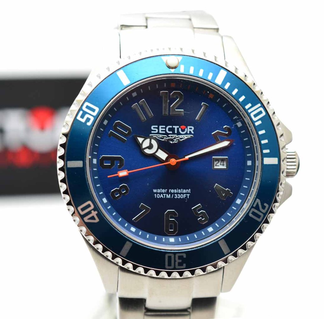 SECTOR 230 GENT BLUE DIAL
