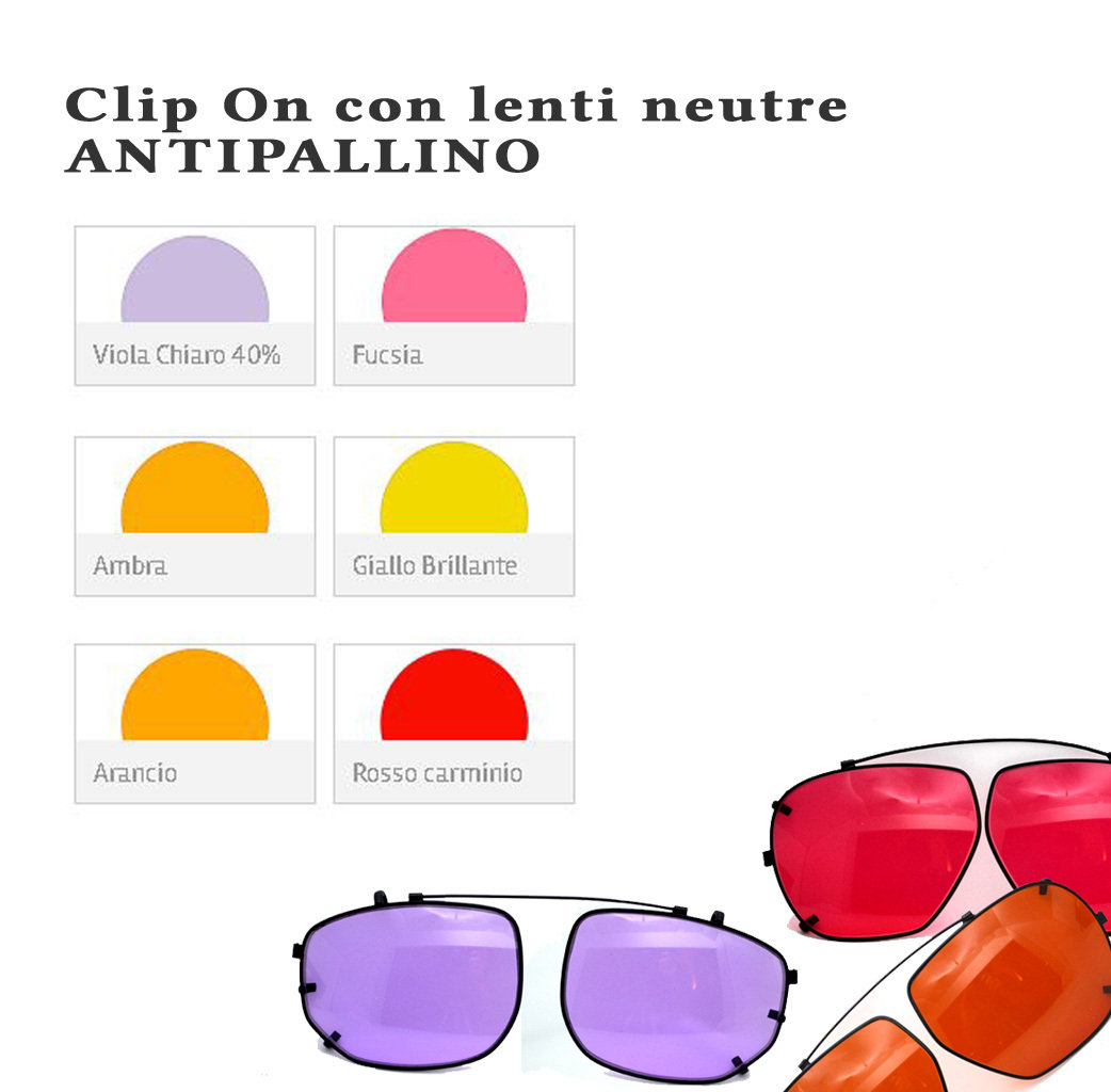 Clip on Pretolani