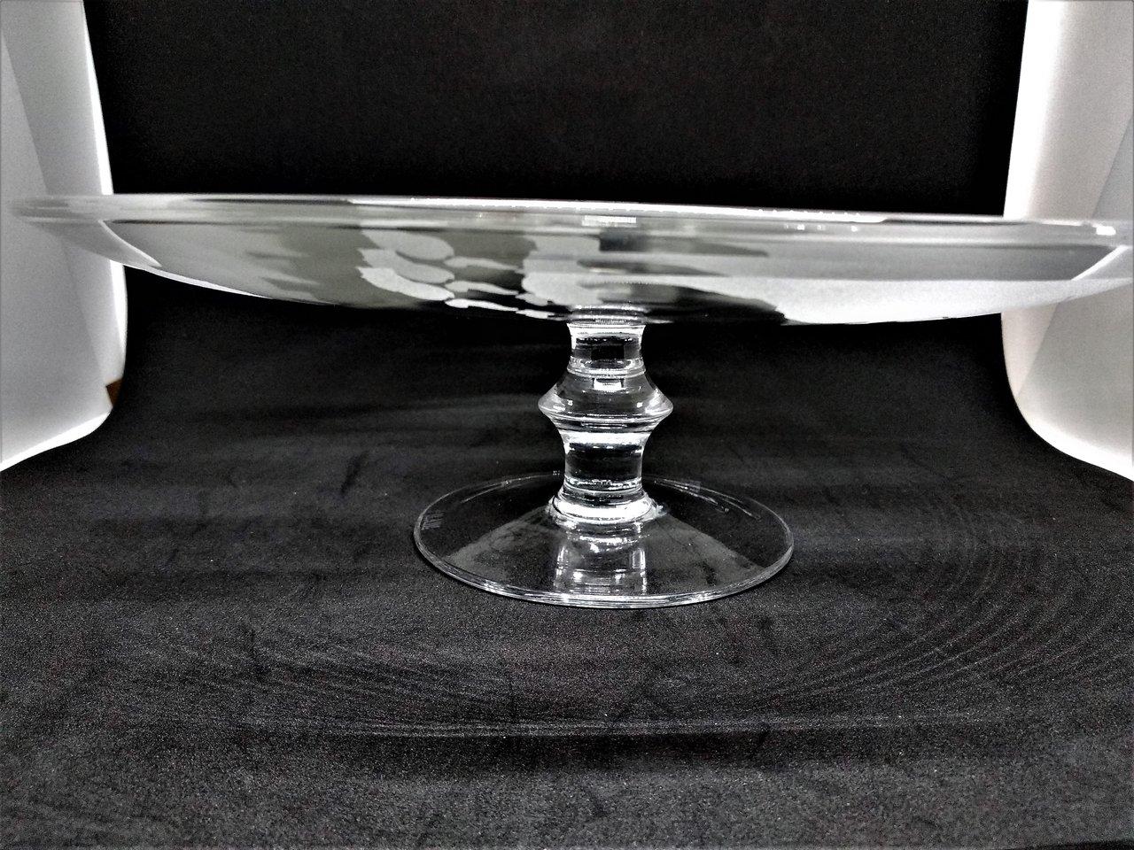 Alzatina in cristallo Alviero Martini - Gioielli Occhiali ...