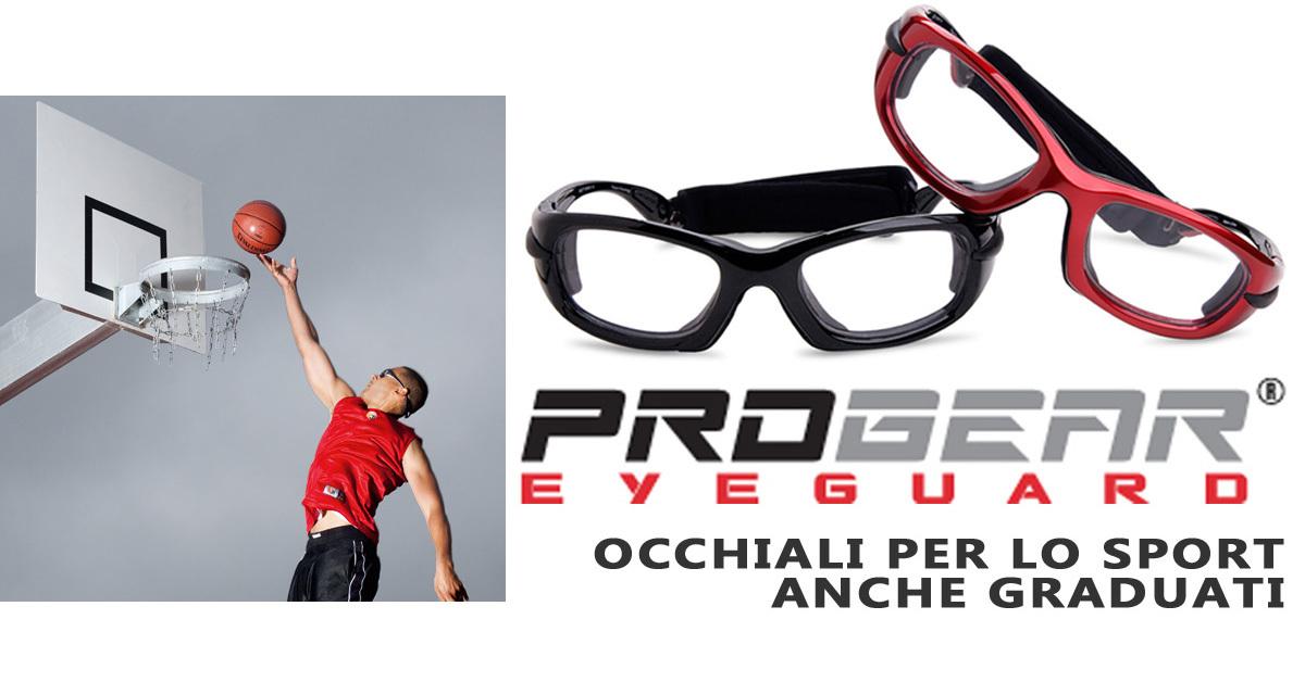 miglior sito web b2945 3cfa4 Occhiali sportivi vista e sole, anche per bambini Tutti gli ...